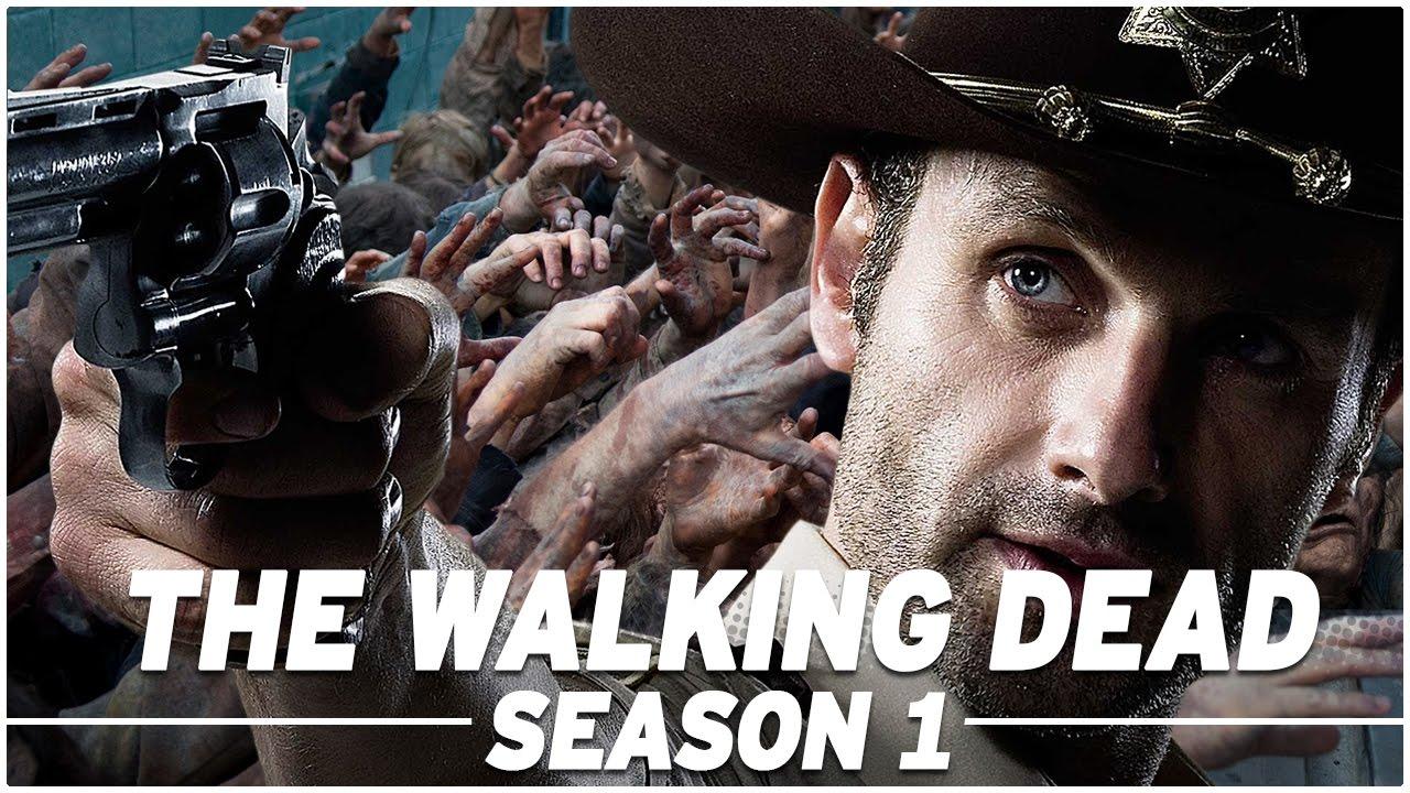 the walking dead review season 1
