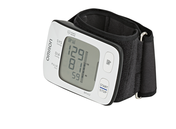 omron 7 series wrist review