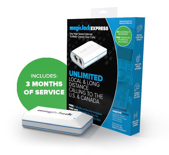 magicjack home phone service reviews