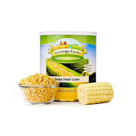 saratoga farms freeze dried food review