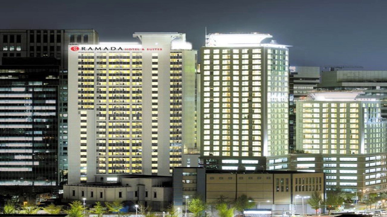 ramada hotel and suites seoul namdaemun review
