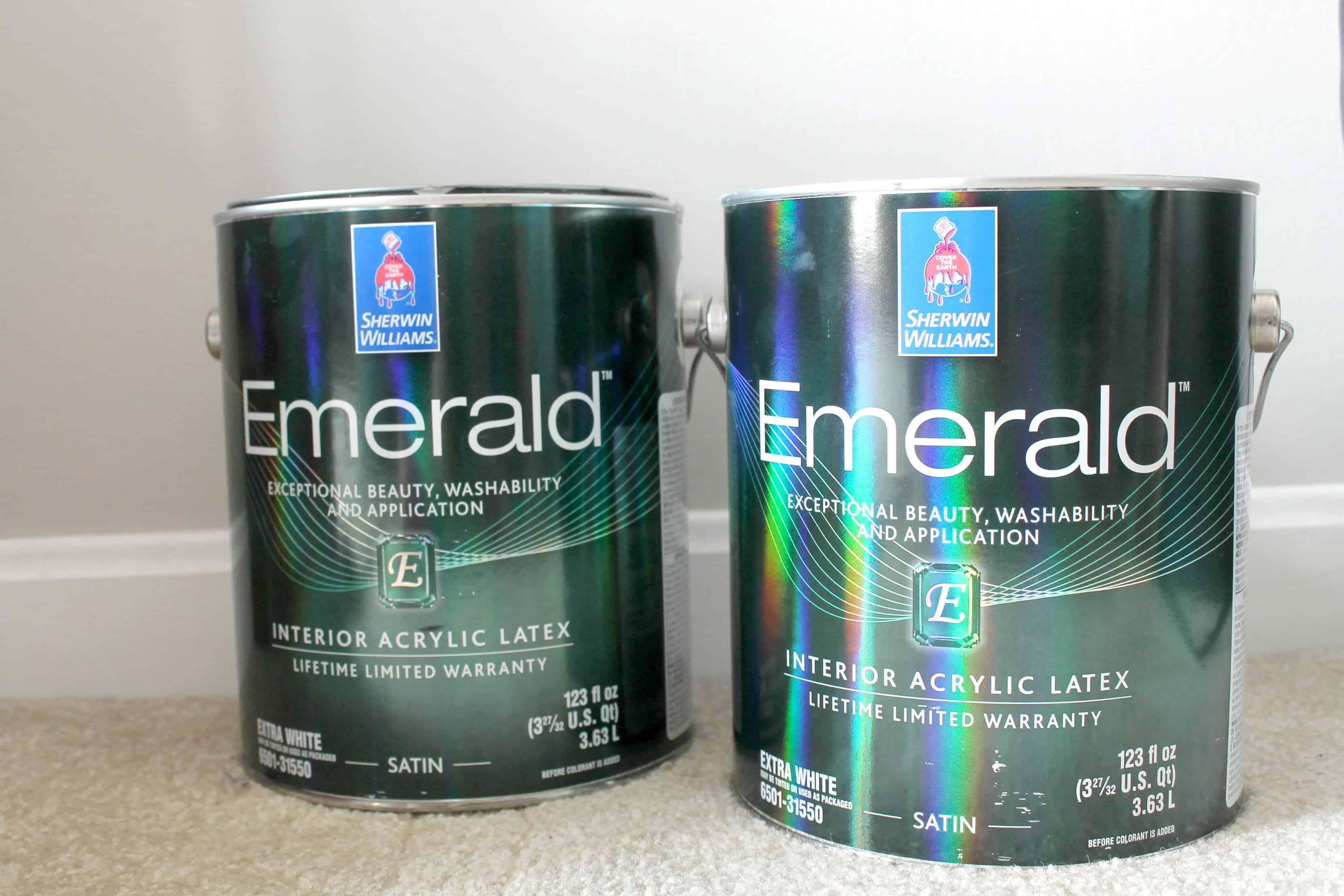 sherwin williams emerald paint reviews