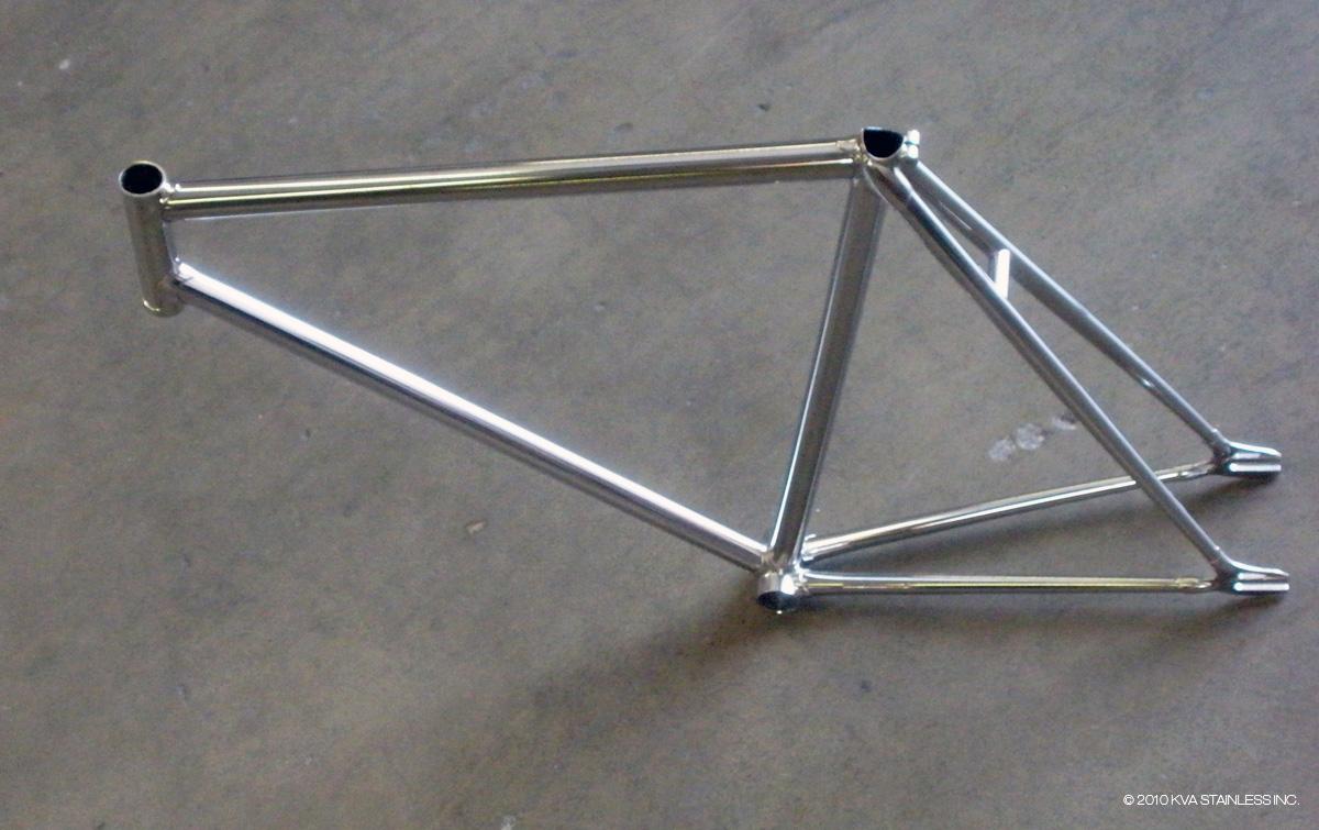 stainless steel bike frame reviews