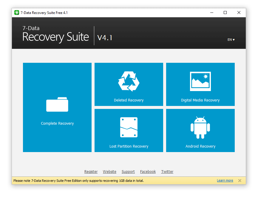 windows data recovery software review