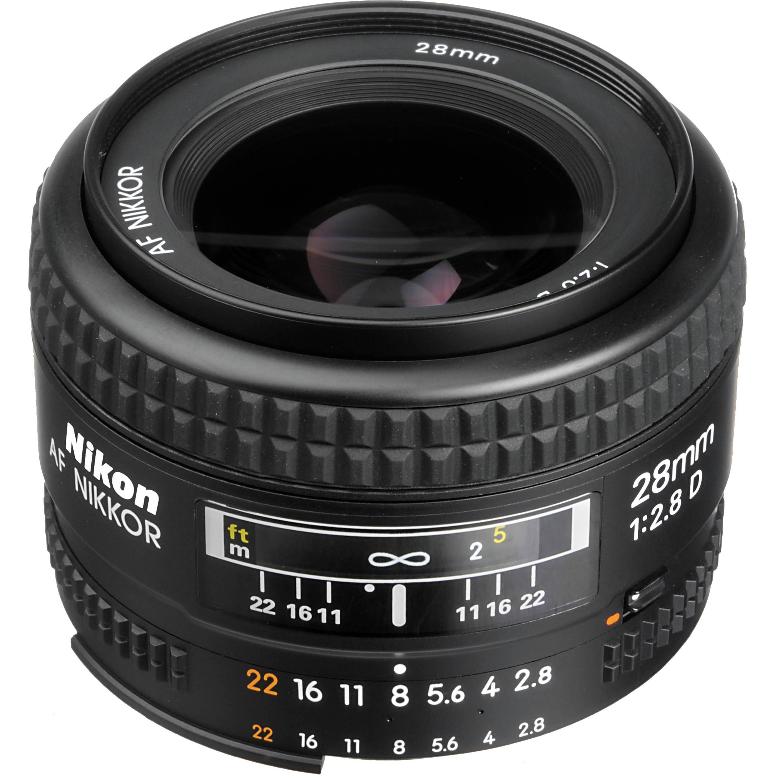 nikon af 28mm f 2.8 d lens review