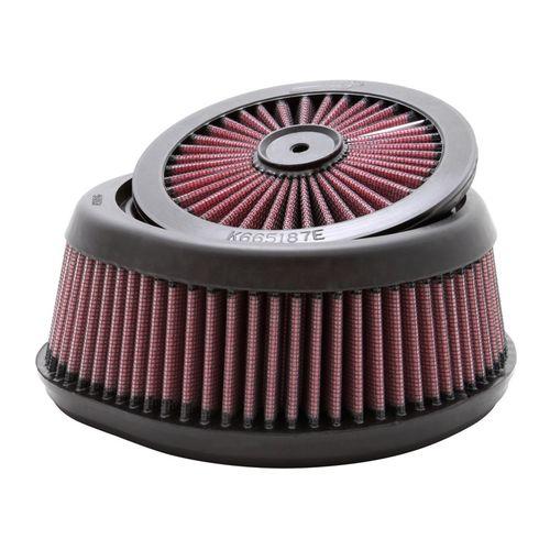 k&n motorcycle air filter review