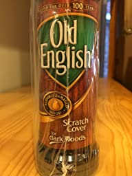 old english scratch cover review