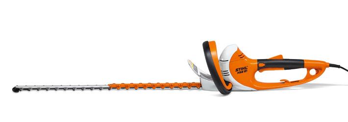 stihl electric long reach hedge trimmer reviews