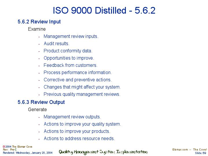 iso 27001 management review meeting minutes sample