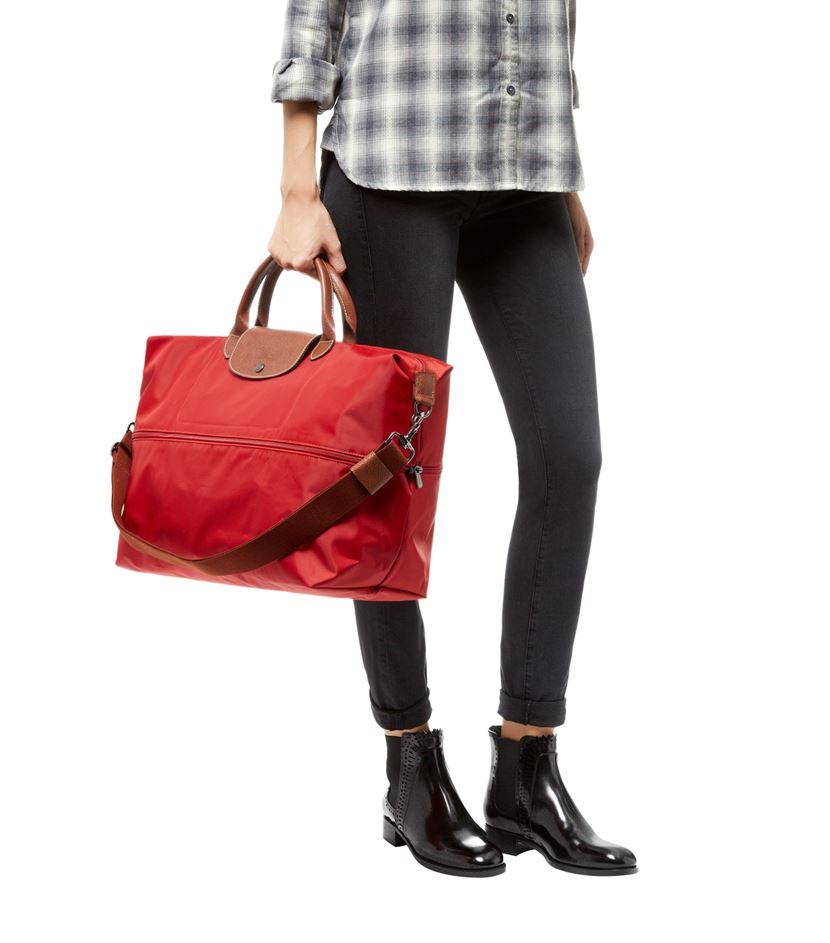 le pliage travel bag review
