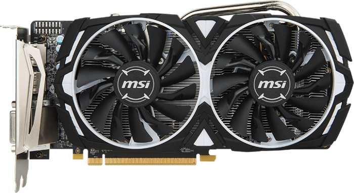 msi rx 570 armor review