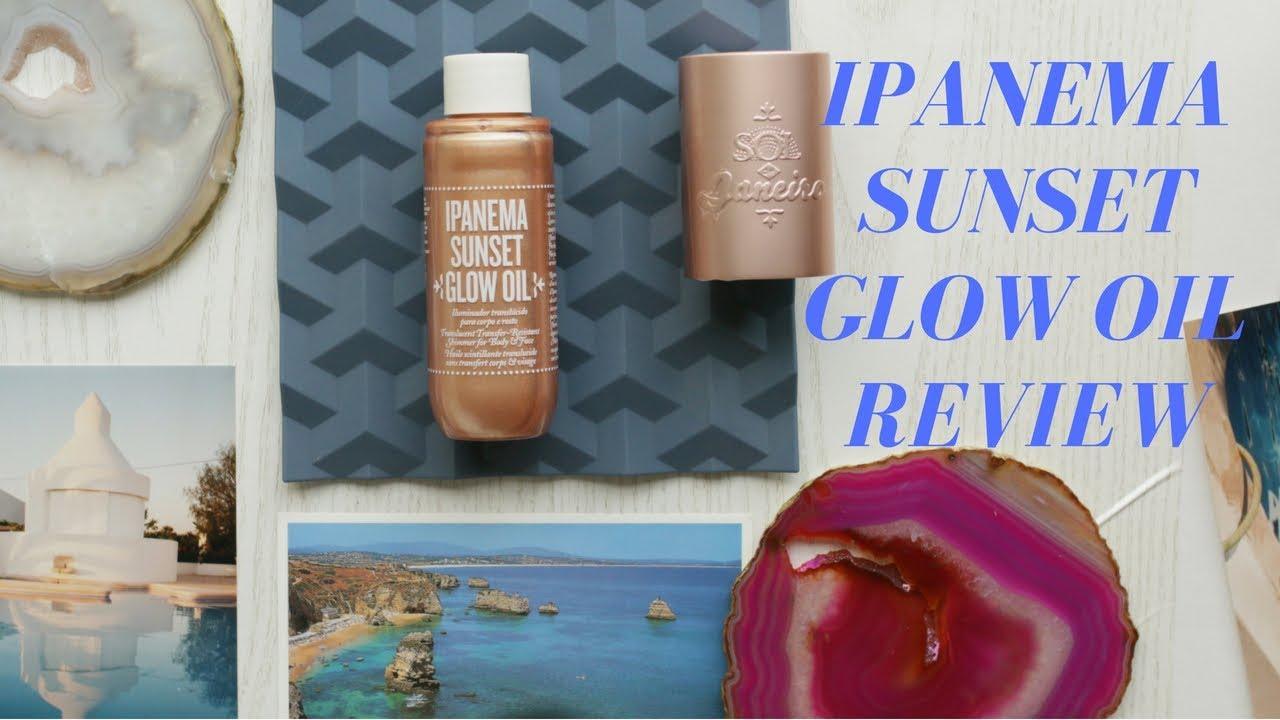 sol de janeiro glow oil review