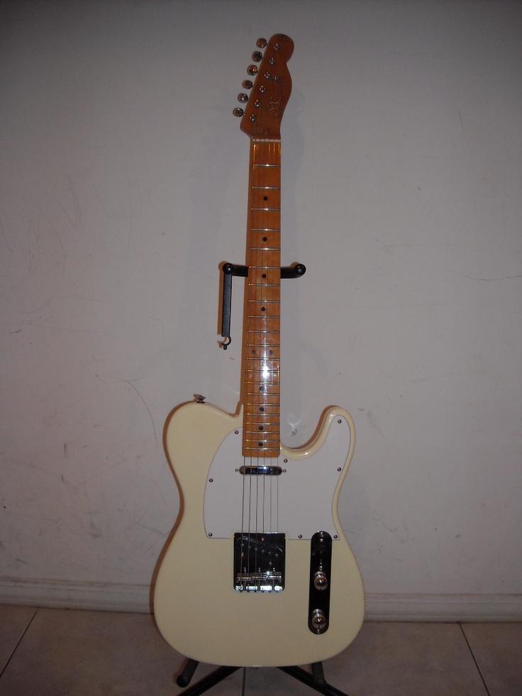 sx vintage series guitar review