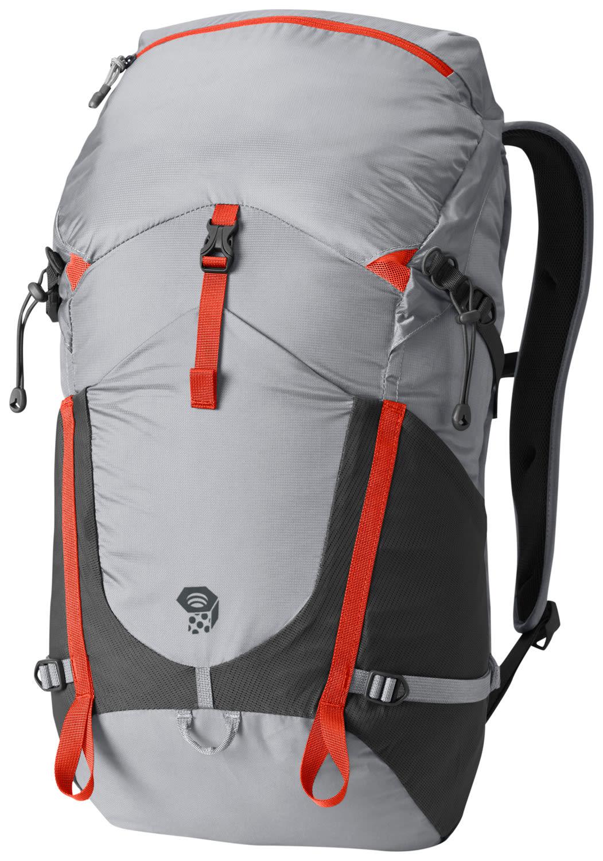 mountain hardwear rainshadow 36 outdry backpack review