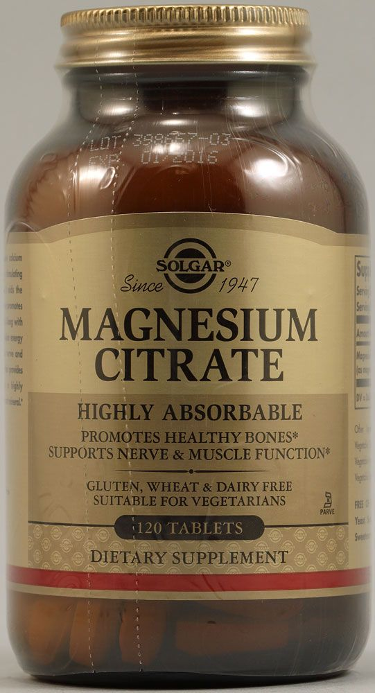 magnesium citrate for sleep reviews