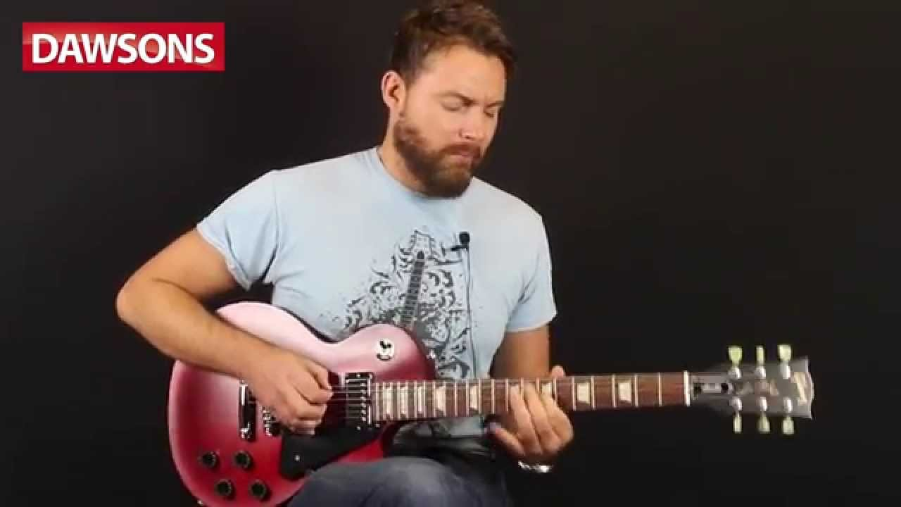 les paul faded t review