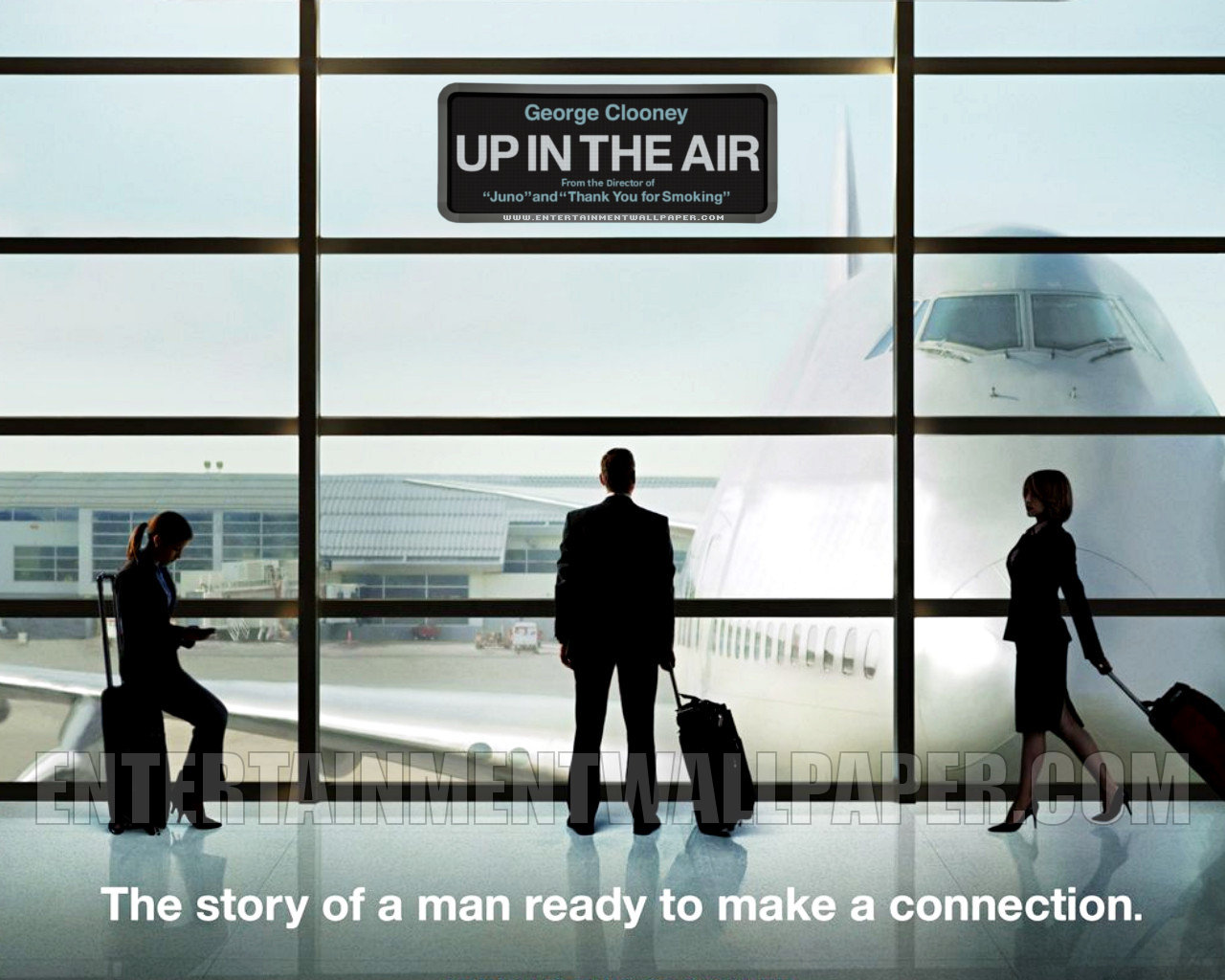 up in the air film review