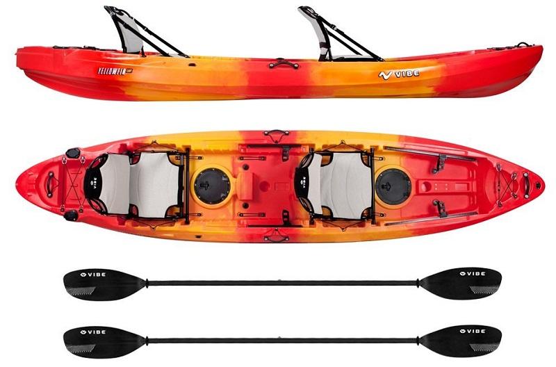 tandem sit on top kayak reviews