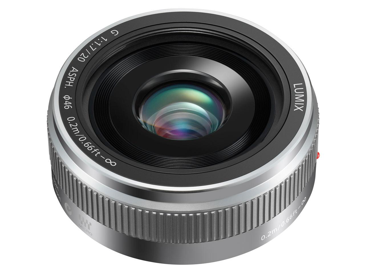 lumix g 20mm f 1.7 ii review