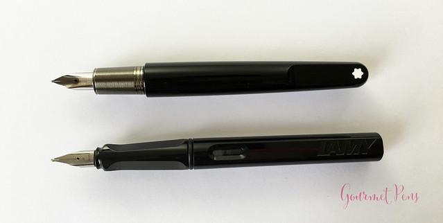 montblanc m fountain pen review