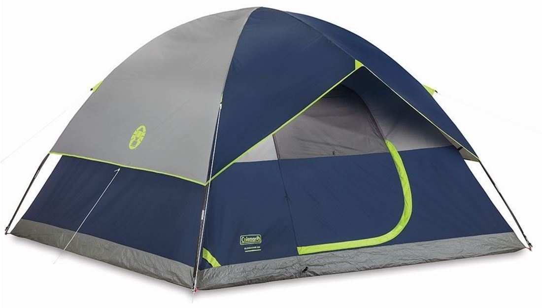 sundome 6 person tent review