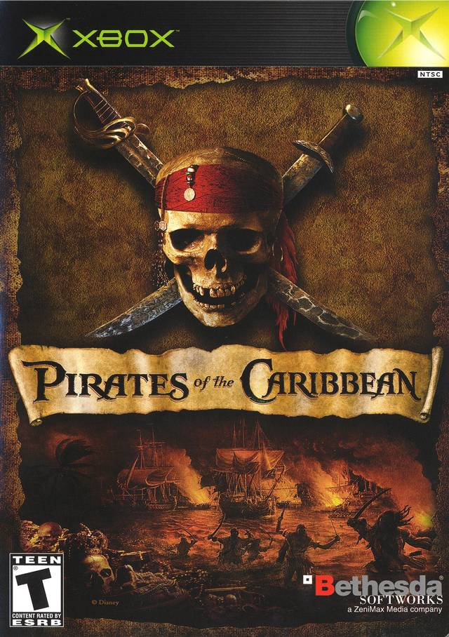 pirates of the caribbean xbox 360 review