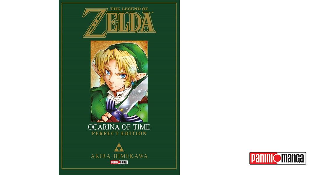 ocarina of time manga review