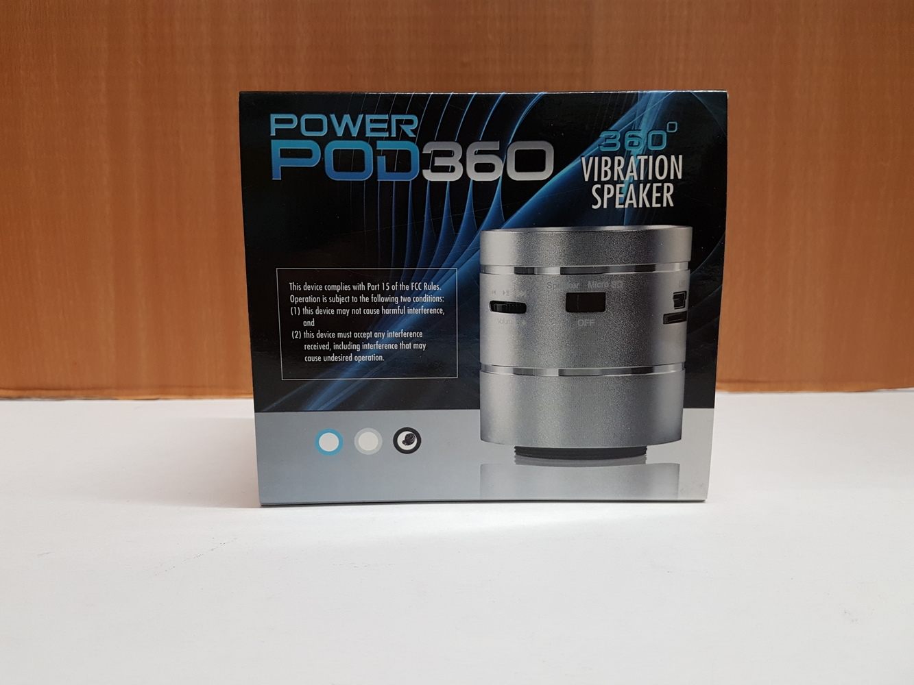 power pod 360 with bluetooth review