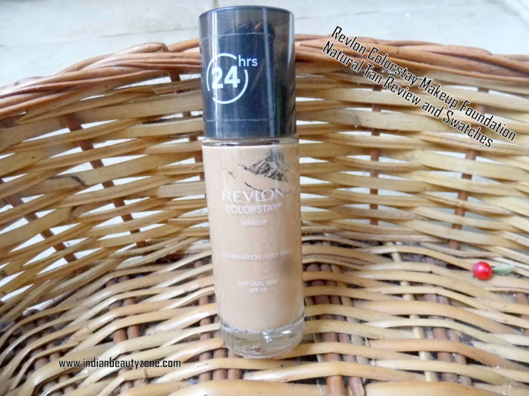 revlon colorstay foundation natural tan review