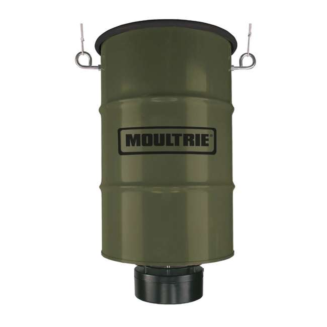moultrie 30 gallon feeder review