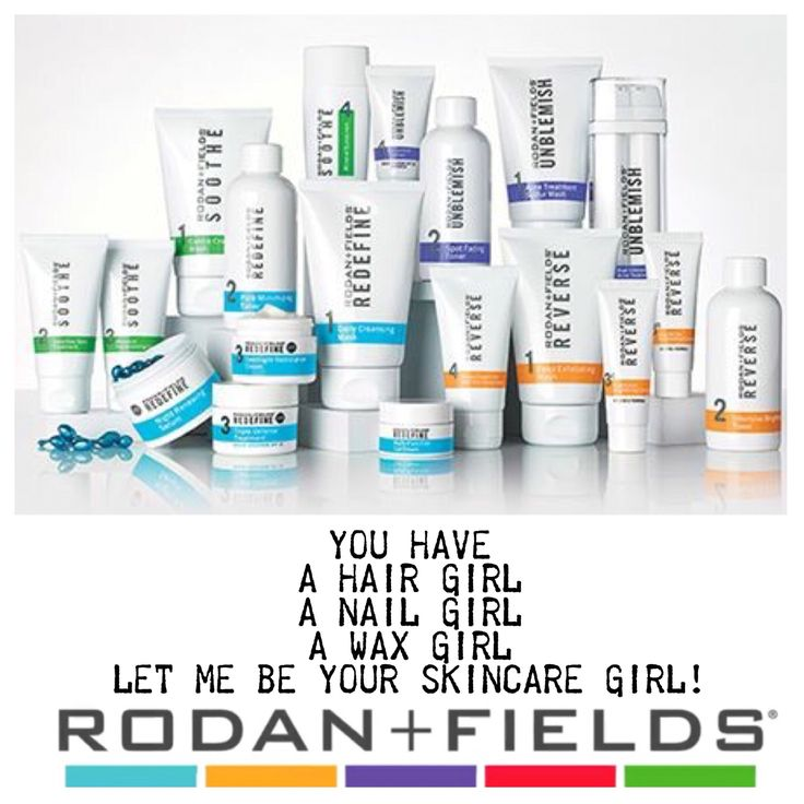 rodan and fields skin care product reviews