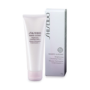 shiseido brightening cleansing foam review