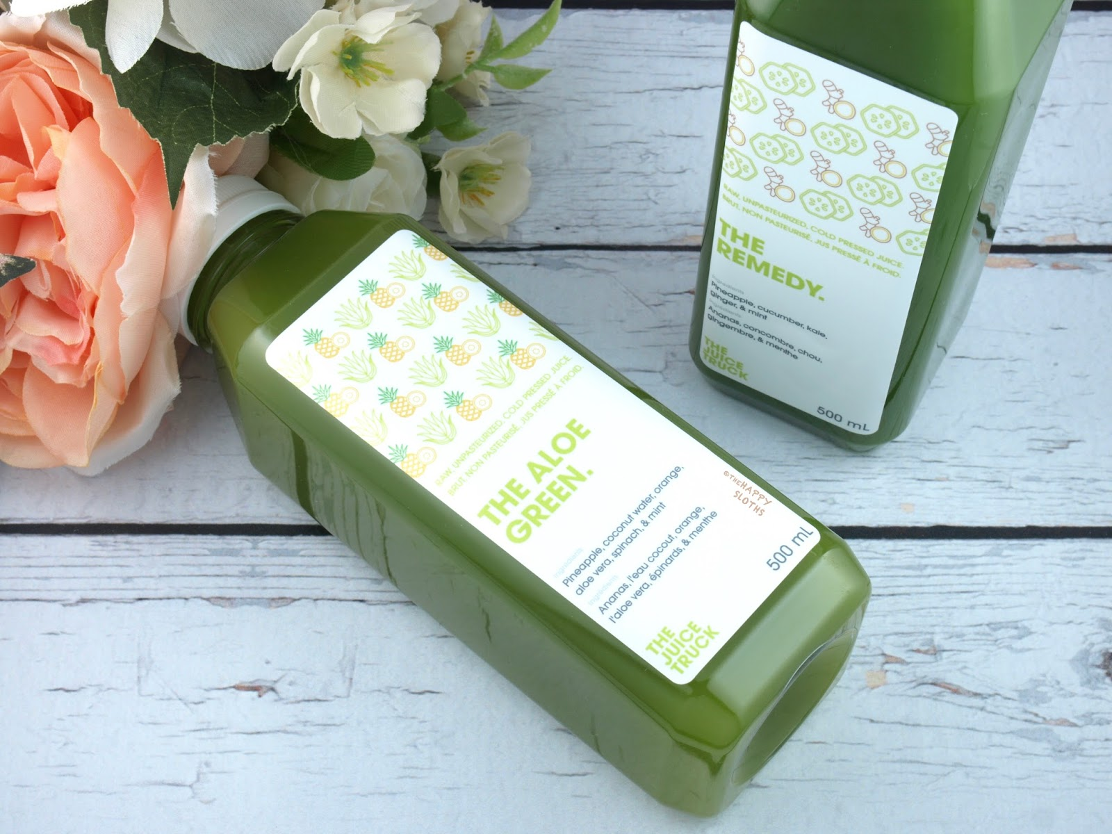 the juice truck cleanse review