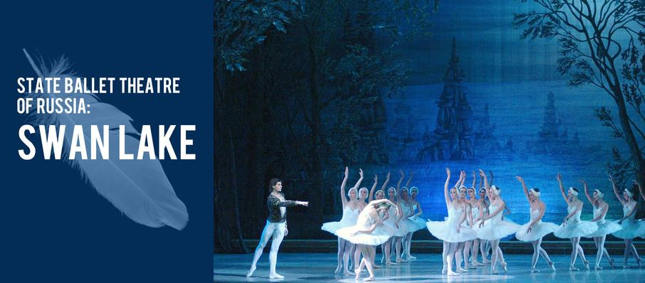 russian state ballet swan lake review