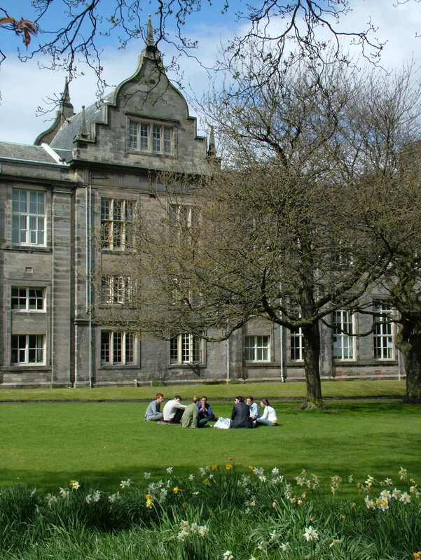 st andrews university student reviews