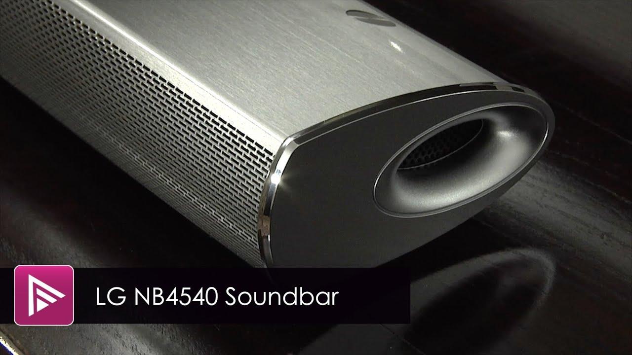 lg soundbar and subwoofer review