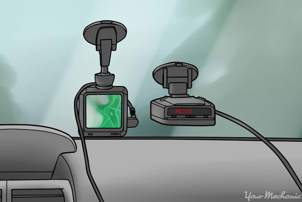 in dash radar detector reviews