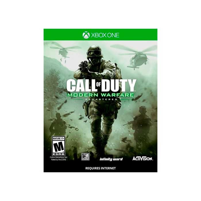 modern warfare remastered xbox one review