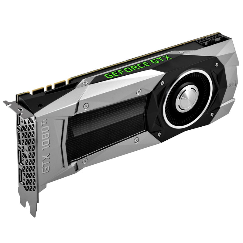 pny geforce gtx 1080 ti review