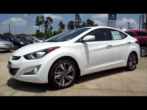 hyundai elantra 2014 review youtube