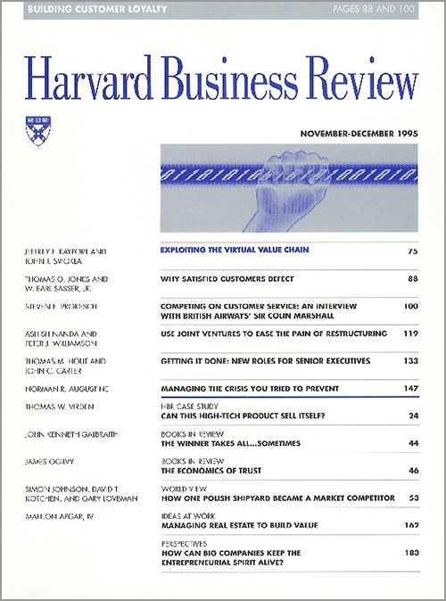 managing a virtual team harvard business review
