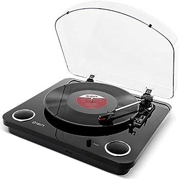 ion profile lp vinyl conversion turntable reviews