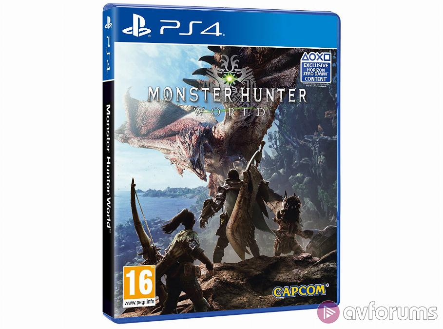 monster hunter world review ps4