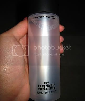 mac studio fix spray review
