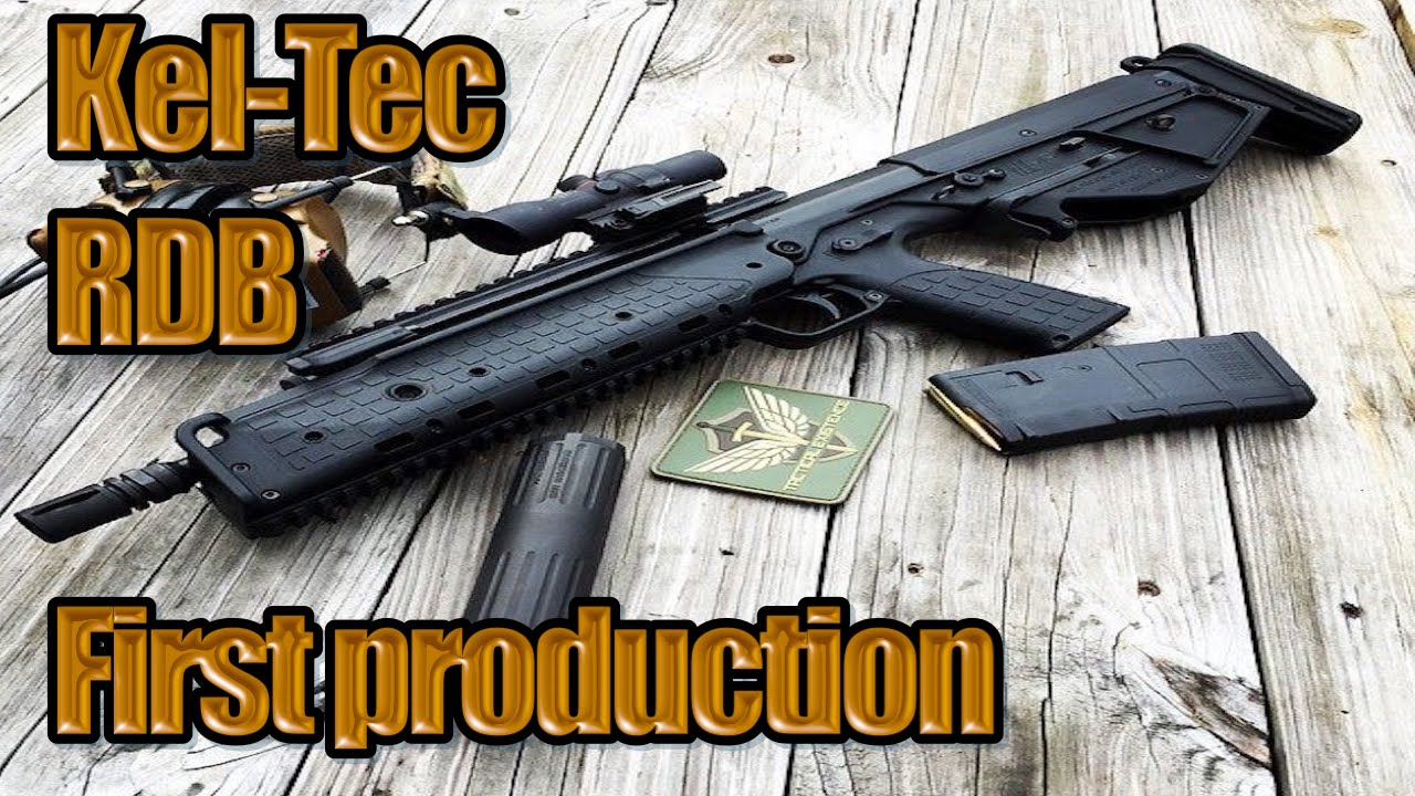 kel tec rdb survival review