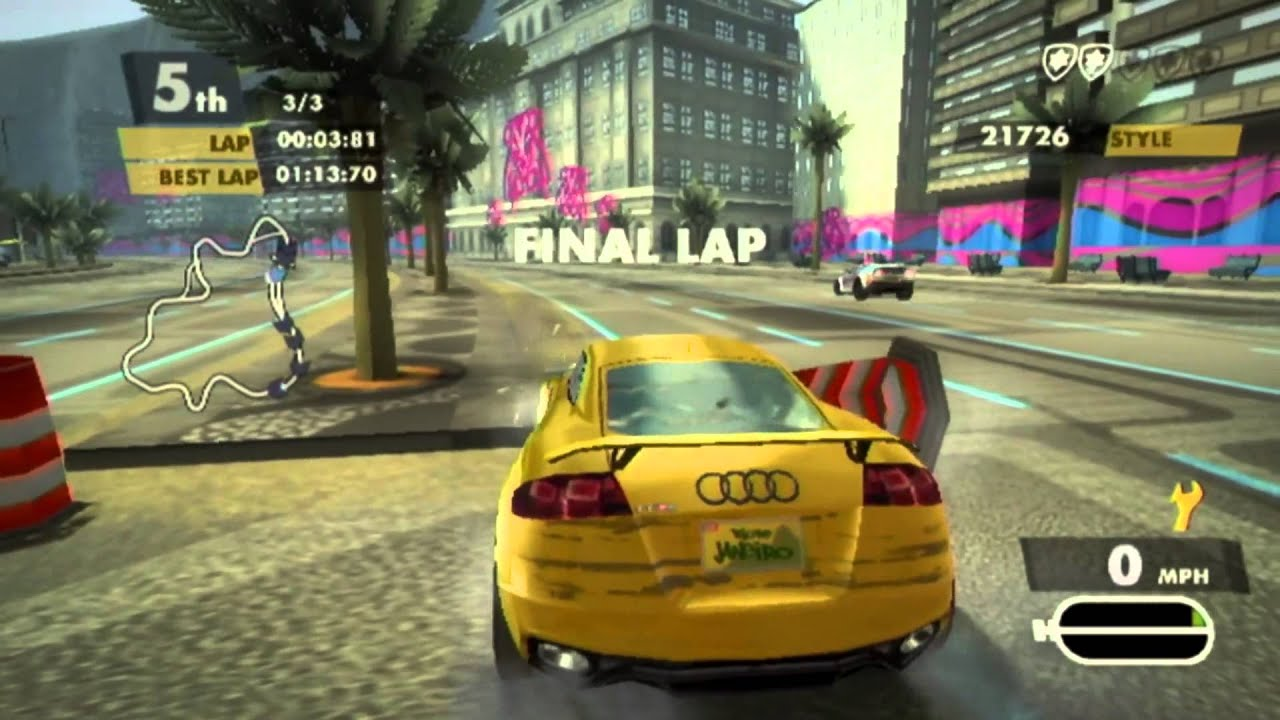 need for speed nitro wii review