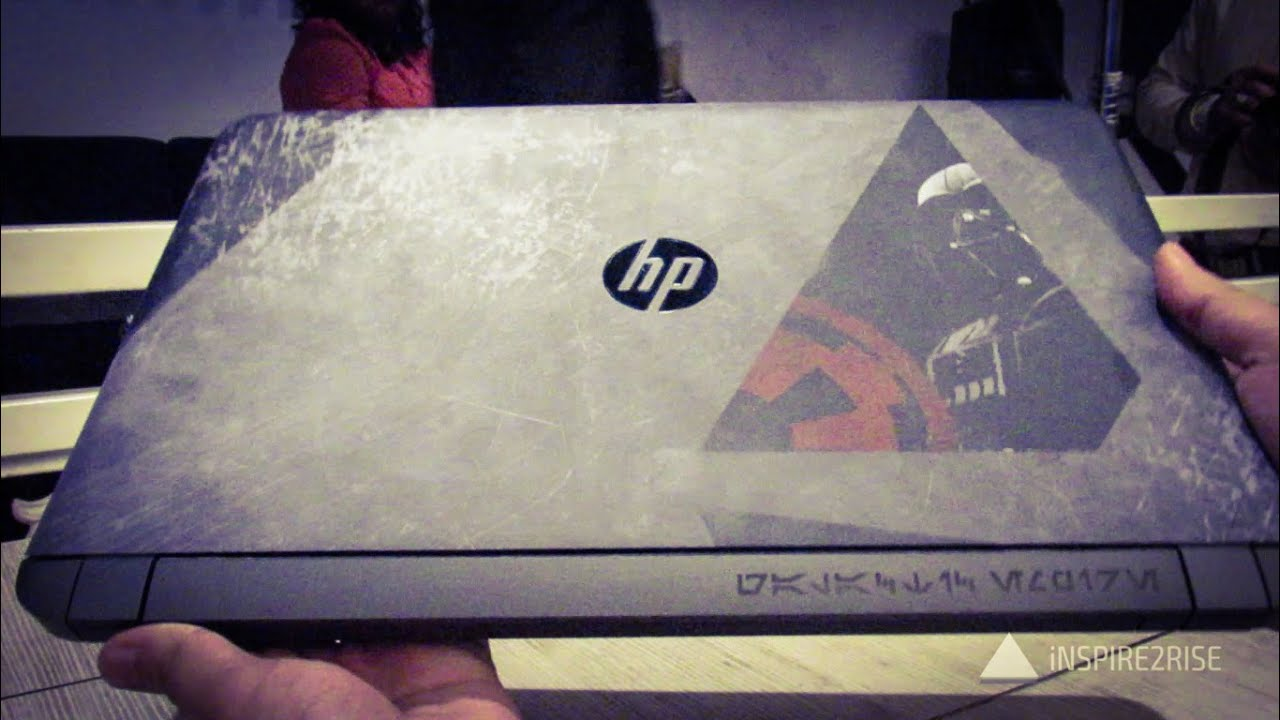 hp star wars special edition review