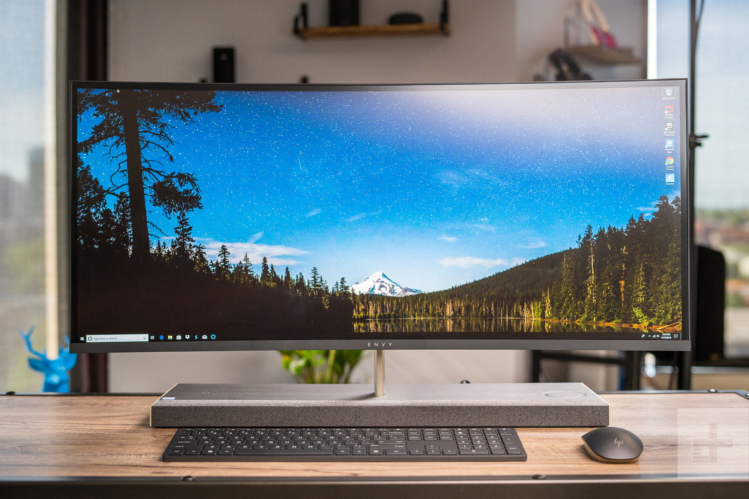 hp envy 34 inch ultra wqhd curved monitor review