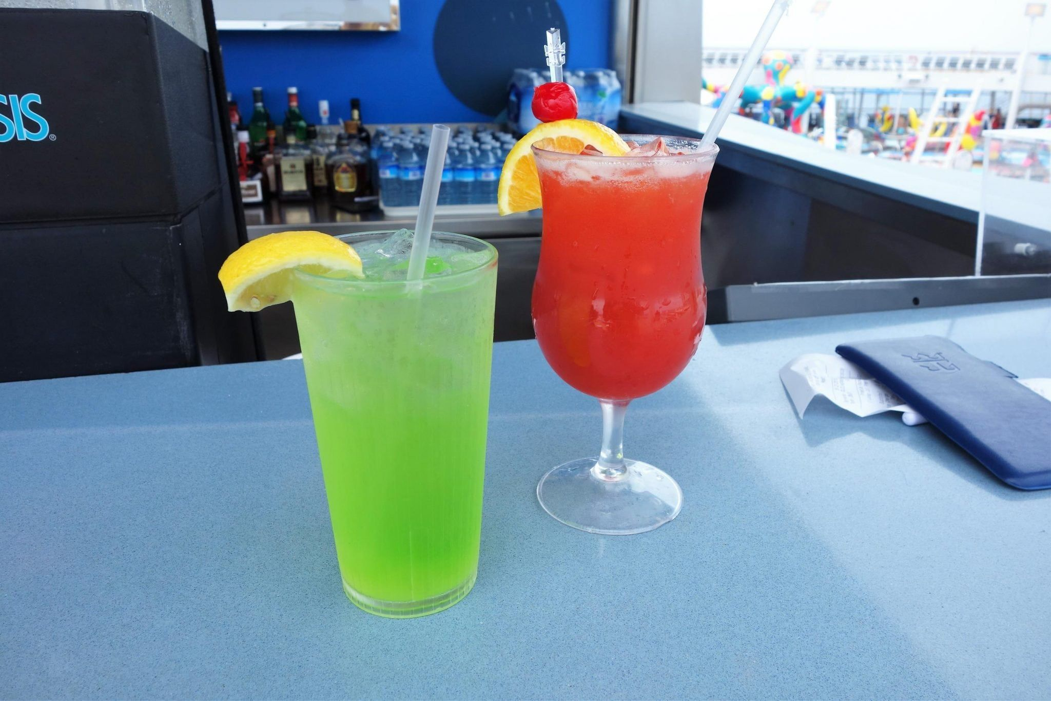 oasis of the seas drink packages reviews