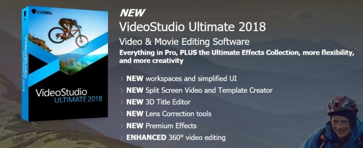 video studio ultimate 2018 review